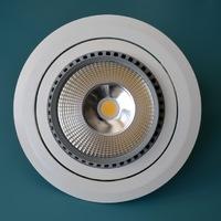 Светильник встраиваемый поворотный S35003WH LED